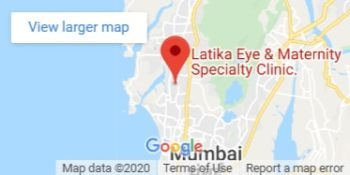Eye doctor in goregaon ,ladies specialist doctor in goregaon west, child eye specialist in mumbai at Latika Eye and Maternity clinic
